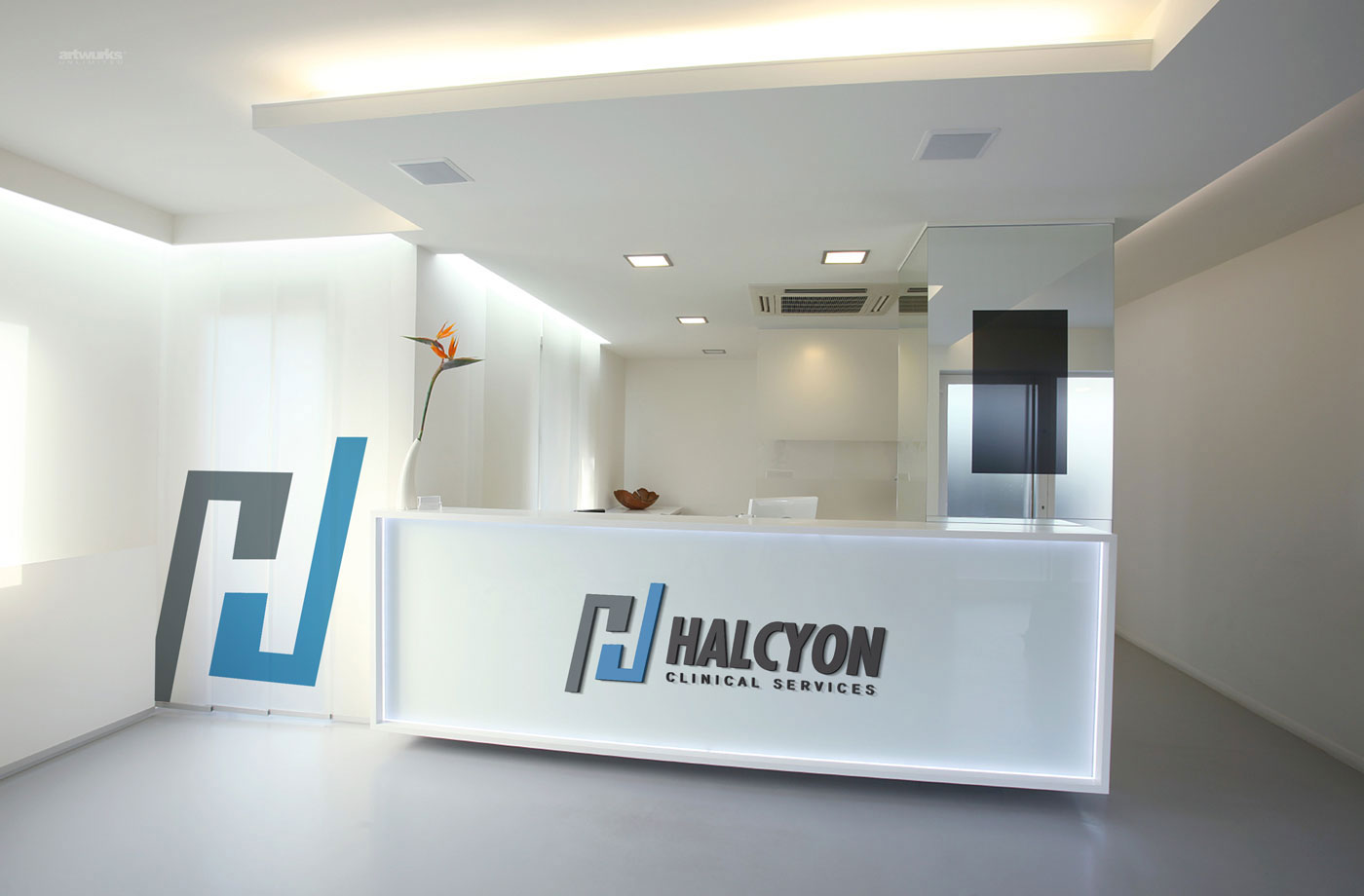Halcyon Clinical Services Identity